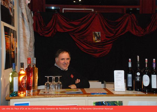 Agenda office de tourisme de grardmer xonrupt party - Salon des vins et produits du terroir ...